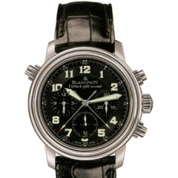 Blancpain watches Leman Chronograph Flyback Rattrapante