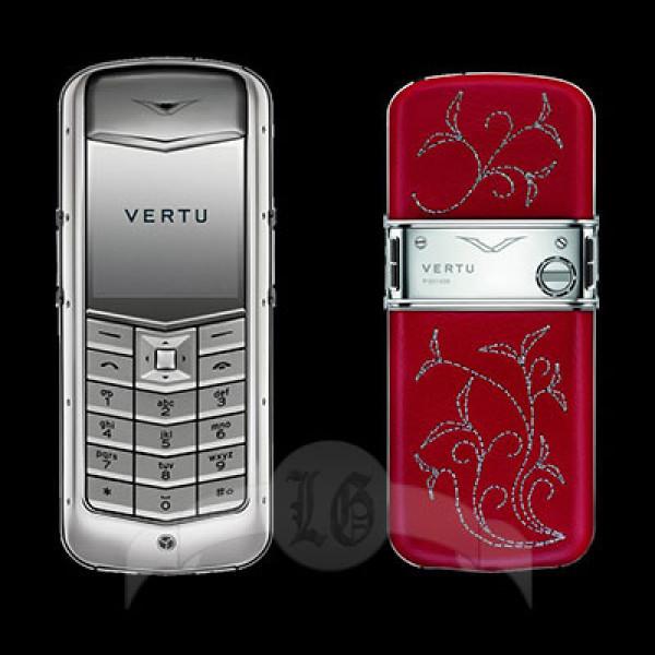 Vertu Constellation Rococo Scarlet