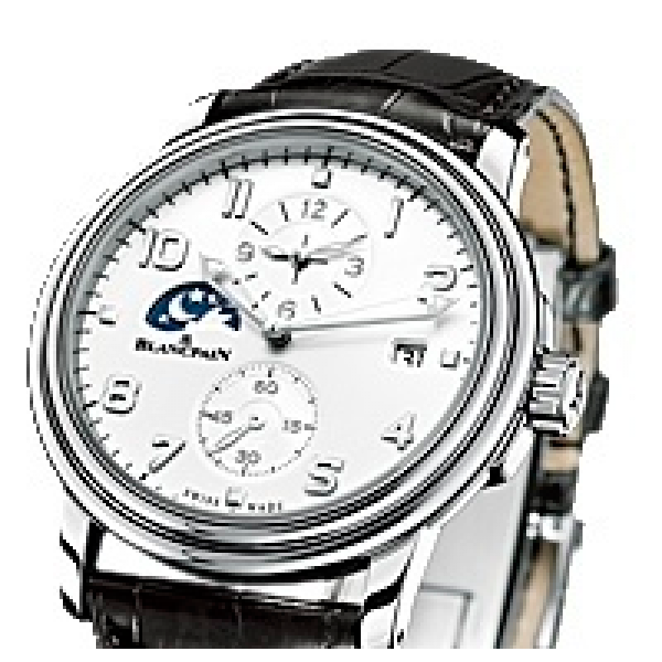 Blancpain watches Leman GMT