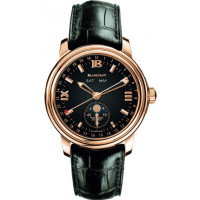 Blancpain watches Leman Complete Calendar Moon Phase Limited Edition 300