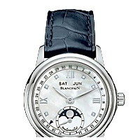 Blancpain watches Leman Moon Phase