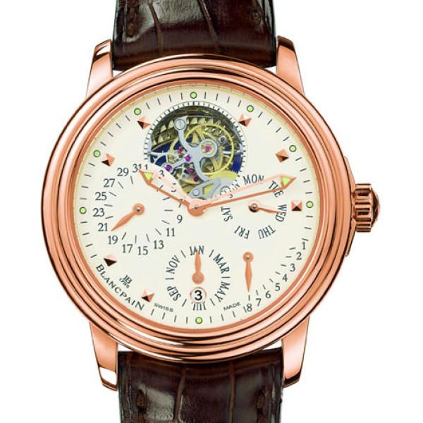 Blancpain watches Leman Tourbillon Perpetual Calendar