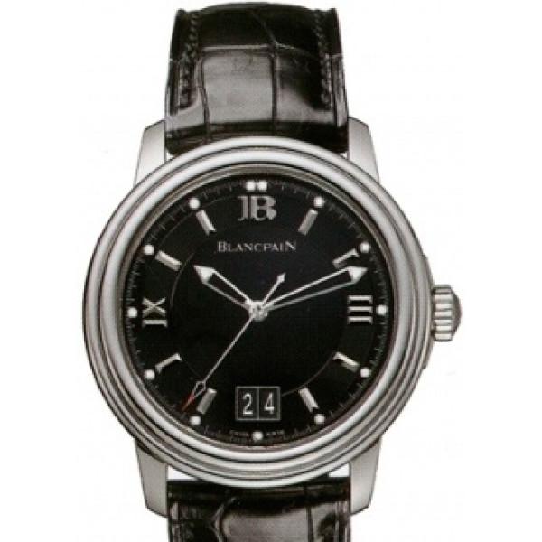 Blancpain watches Leman Ultra Slim Automatic Big Date