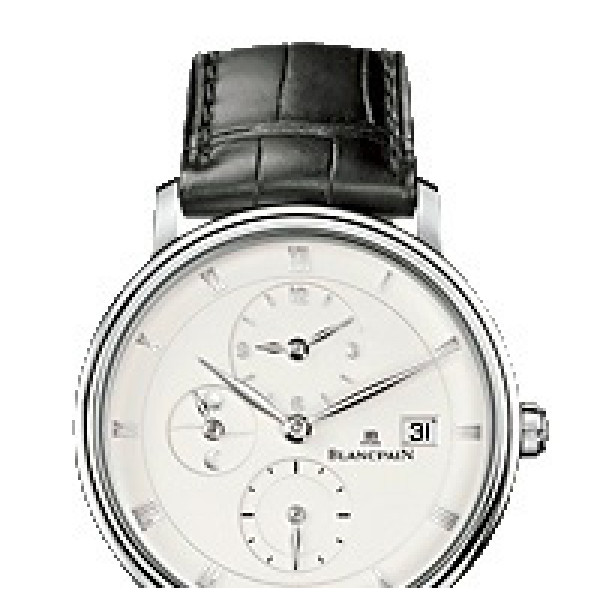 Blancpain watches Villeret GMT