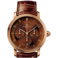 Blancpain watches Villeret Single Pusher Chronograph