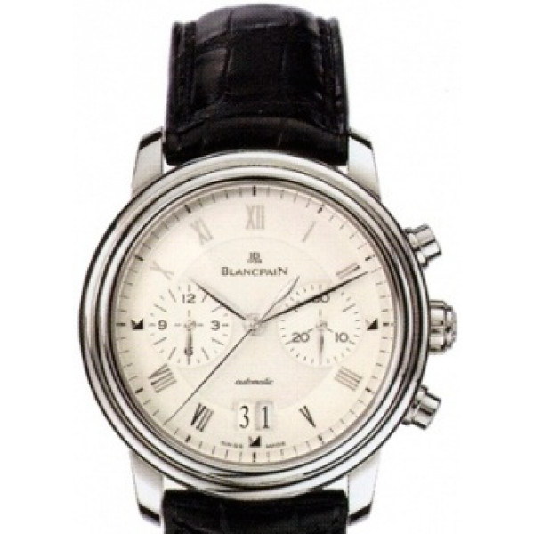 Blancpain watches Villeret Chronograph Large Date - 38mm