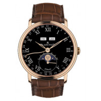 Blancpain watches Moon Phase Complete Calendar `8 Jours`