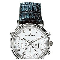 Blancpain watches Villeret Split-seconds chrono