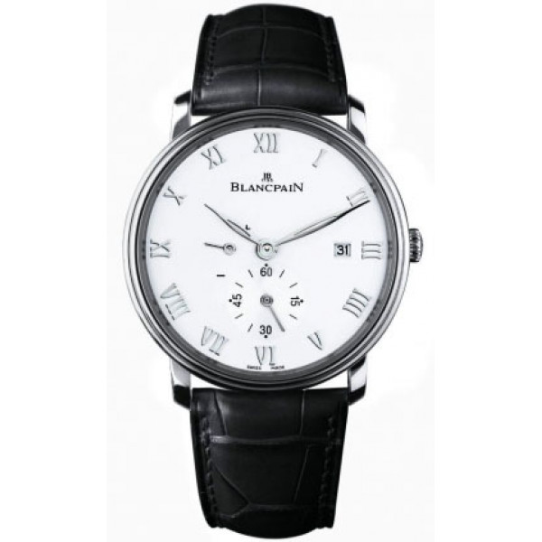 Blancpain watches Ultra-Slim Hand-Winding 40mm Small Seconds Power Reserve