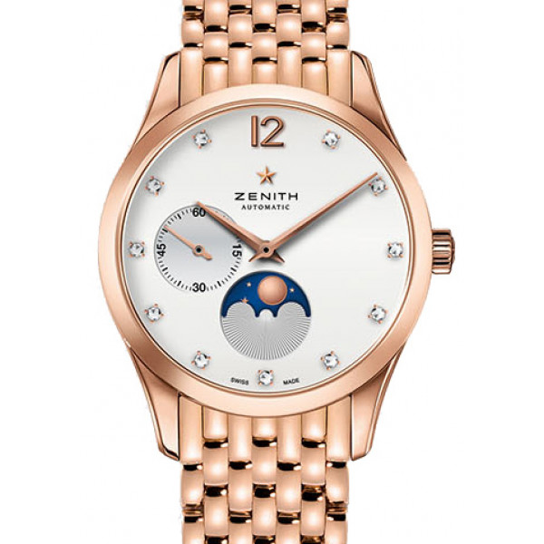 Zenith Heritage Ultra Thin Lady Moonphase Boutique Edition