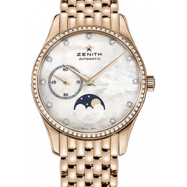 Zenith Class Elite Lady Ultra Thin Moonphase