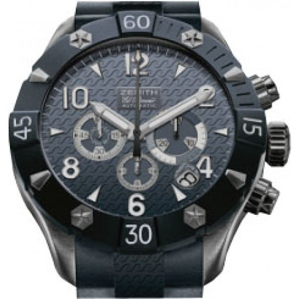 Zenith DEFY CLASSIC CHRONOGRAPH SEA EXCLUSIVE LIMITED EDITION