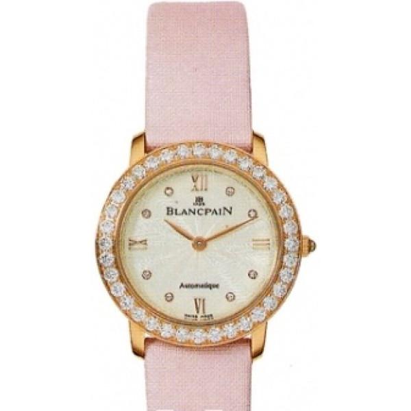 Blancpain watches Villeret Ultra Slim Ladies Automatic