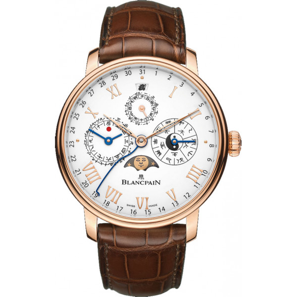 Blancpain watches Traditional Chinese Calendar