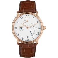 Blancpain watches Half-Timezone `8 Jours`