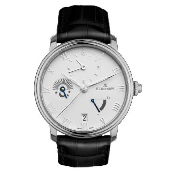 Blancpain watches Timezone 30 Minutes Demi-Savonnette