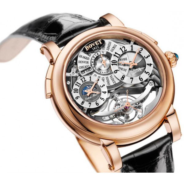Bovet watches Recital 8