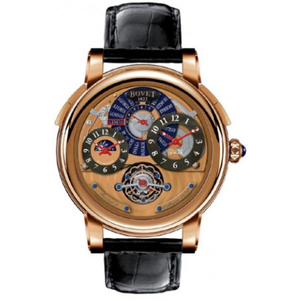 Bovet watches Recital 3 Collector Orbis Mundi Limited Edition 10