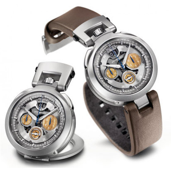 Bovet watches Chronograph Cambiano Limited Edition