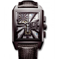 Zenith Grande Port Royal Tourbillon (Black Ti / Skeleton / Carbon Fiber)