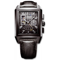 Zenith Grande Port Royal Open Concept (Black Ti / Skeleton / Carbon Fiber)