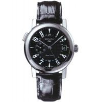 Zenith Port Royal Round Elite Dual Time