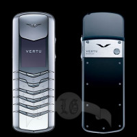 Vertu Signature Зеркальная сталь