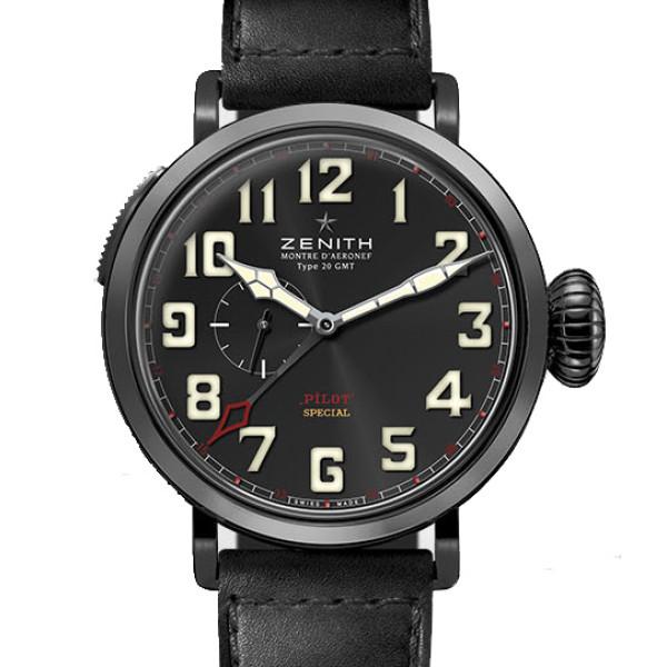 Zenith Pilot Montre DAeronef type 20 GMT Limited Edition 500