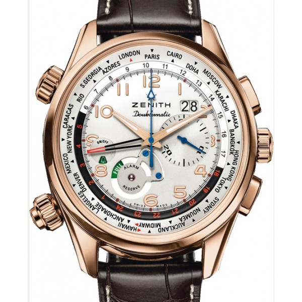 Zenith Doublematic Limited edition 250