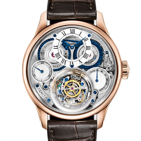 Zenith Christophe Colomb Hurricane Limited Edition 25