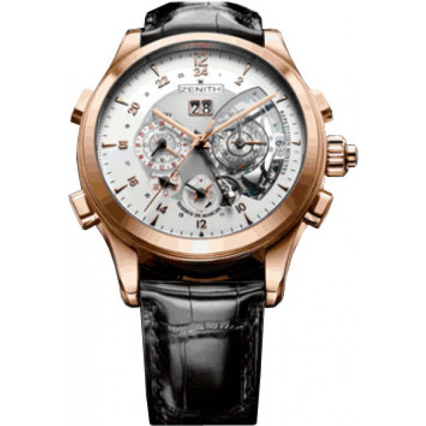 Zenith TRAVELLER MINUTE REPEATER ALARM