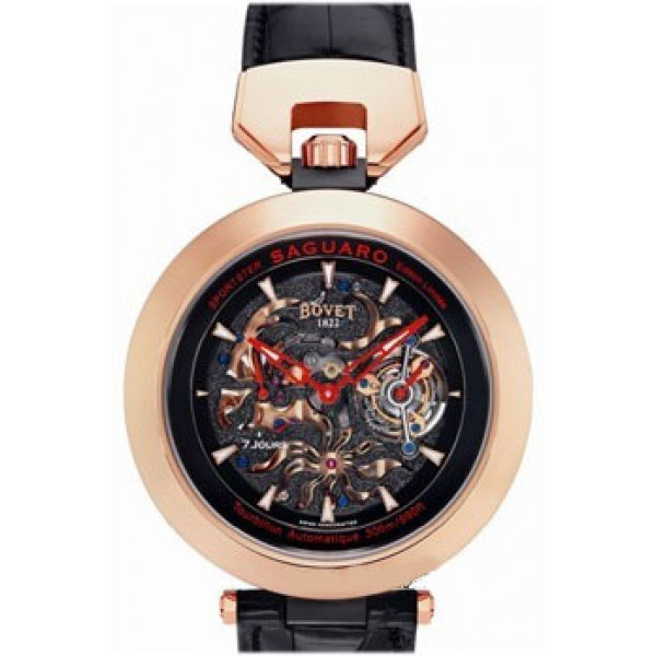Bovet watches Saguaro 7-Day Tourbillon 51mm Limited Edition 100