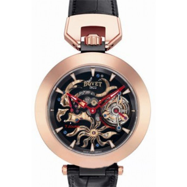Bovet watches Saguaro 7-Day Tourbillon Limited Edition 100