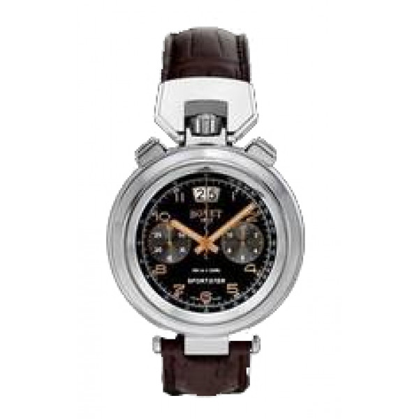 Bovet watches Chronograph 44mm Steel