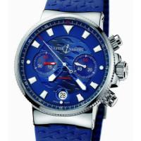 Ulysse Nardin Blue Seal (Maxi Marine Chronograph)