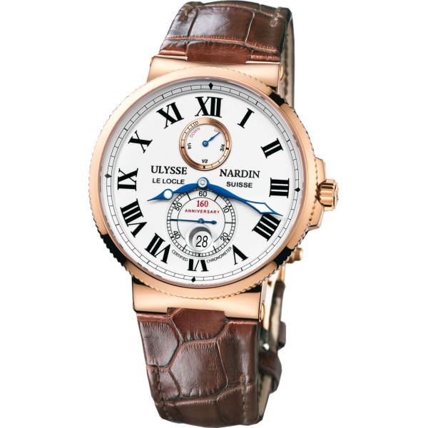 Ulysse Nardin Marine Chronometer Anniversary 160