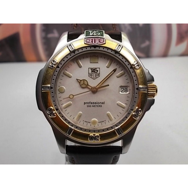 TAG HEUER 4000 PROFESSIONAL