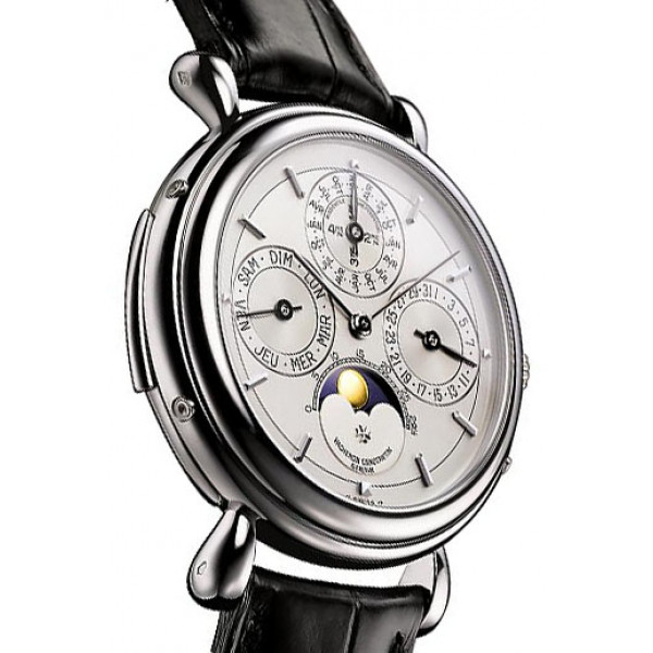 Vacheron Constantin Patrimony Minute Repeater Perpetual Calendar (Platinum)