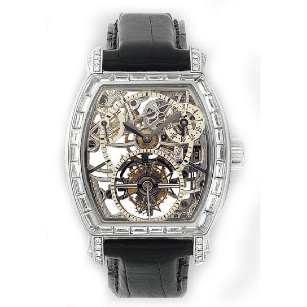 Vacheron Constantin Malte Skeleton Tourbillon Diamonds