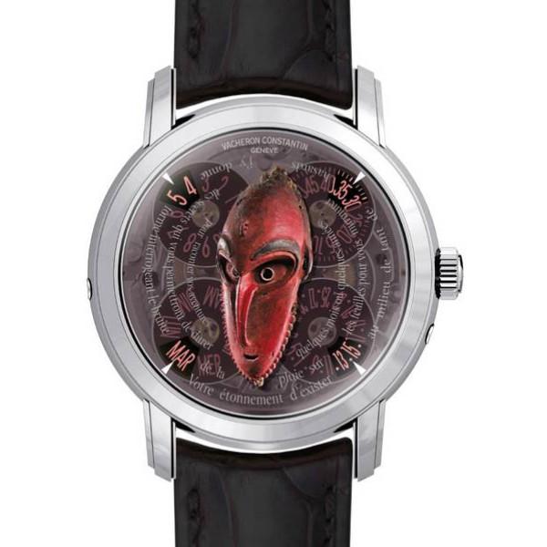 Vacheron Constantin Les Masques (2008) - Masque Papouasie