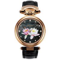 Bovet watches Fleurier 39 `Mille Fleurs`