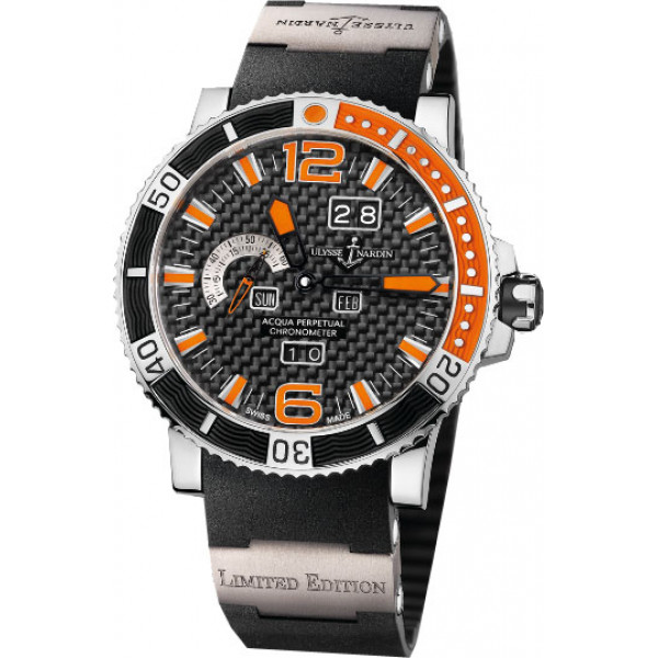 Ulysse Nardin Diver Perpetual Limited Edition