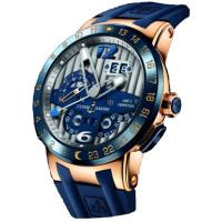 Ulysse Nardin El Toro Blue GMT ± Perpetual