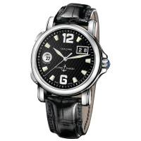 Ulysse Nardin GMT± Big Date (Steel / Black / Big Digits)