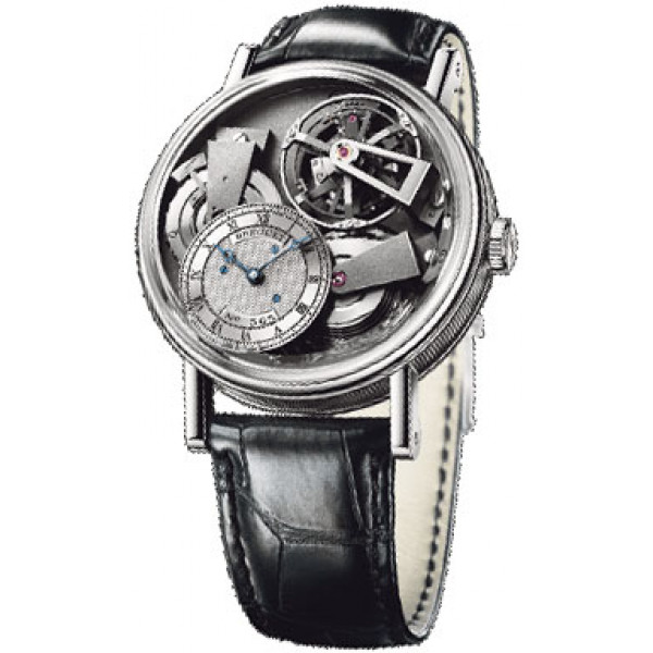 Breguet watches Tradition Platinum