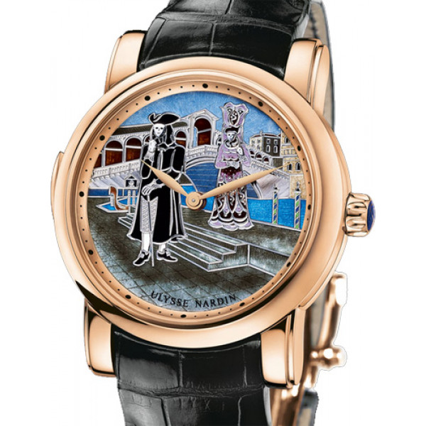 Ulysse Nardin Carnival of Venice Minute Repeater Limited Edition 18