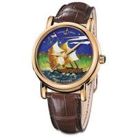 Ulysse Nardin San Marco Cloisonne Limited Edition 30