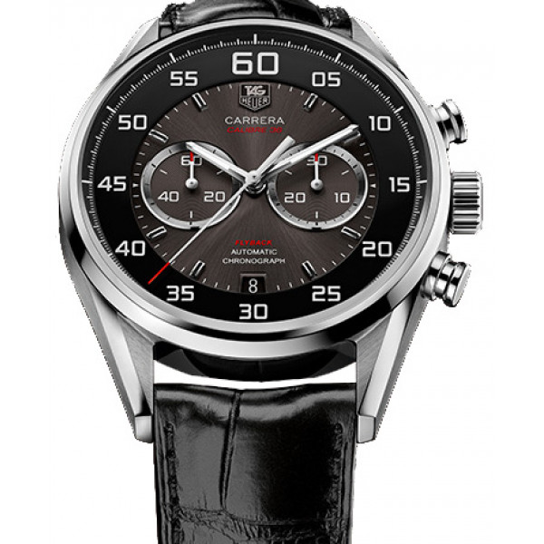 Tag Heuer Calibre 36 Chronograph Flyback 43mm 2013