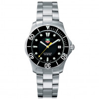 Tag Heuer Aquaracer Quartz (SS / Black / SS)