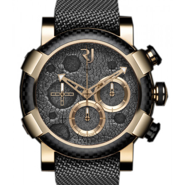 Romain Jerome Moon Dust Red Mood Chronograph  Limited Edition 1969